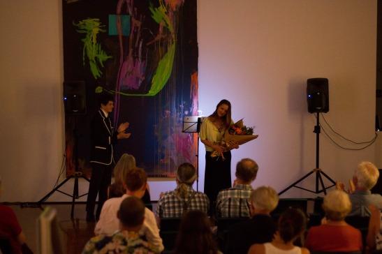 Three Voices at Delmar Gallery