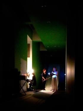 CACHE in POINT 'Corridor' concert