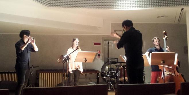 soundSCAPE Composition and Performance Xchange, Italy