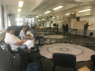 Presentation at Indigenous Composers Initiative